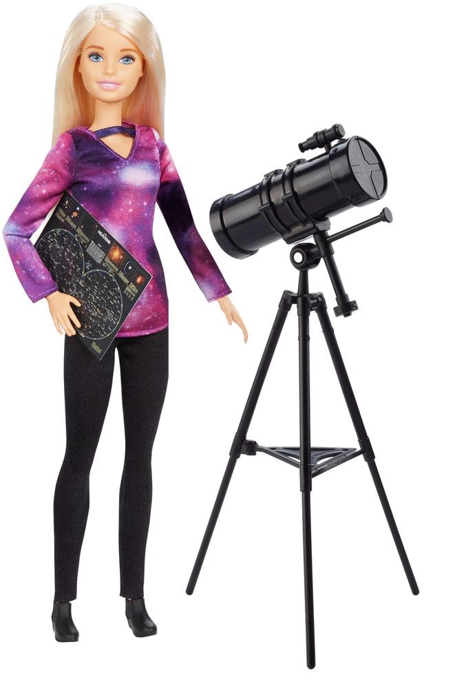 """Кукла Barbie """"Исследовательница"""" в асс. (4)"""