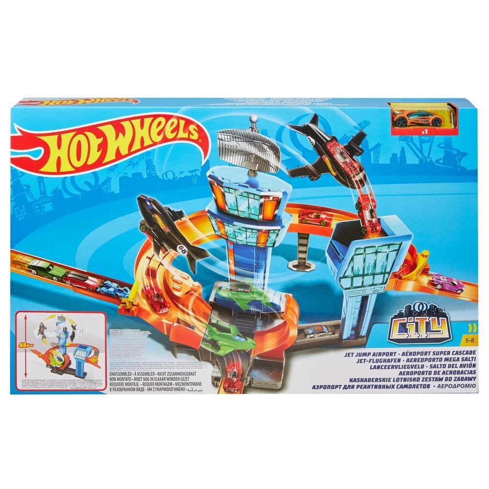 """Игровой набор """"Гонки в аэропорту"""" Hot Wheels"""