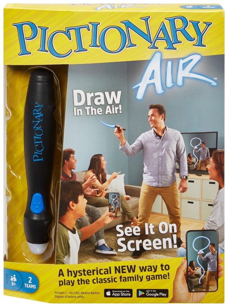 Настольная игра Pictionary Air (англ.)