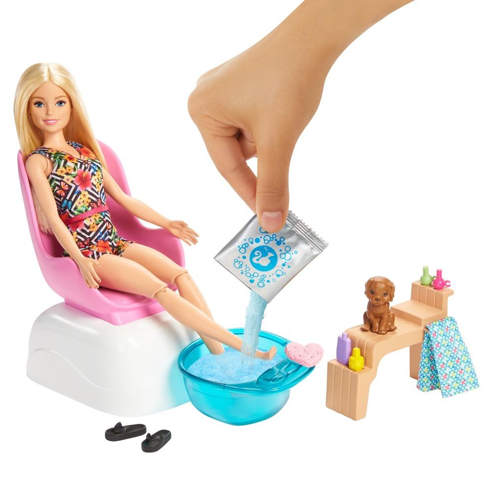 """Игровой набор """"Маникюрный салон"""" Barbie"""