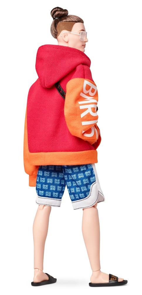 """Коллекционная кукла """"BMR 1959"""" Кен в худи Barbie"""