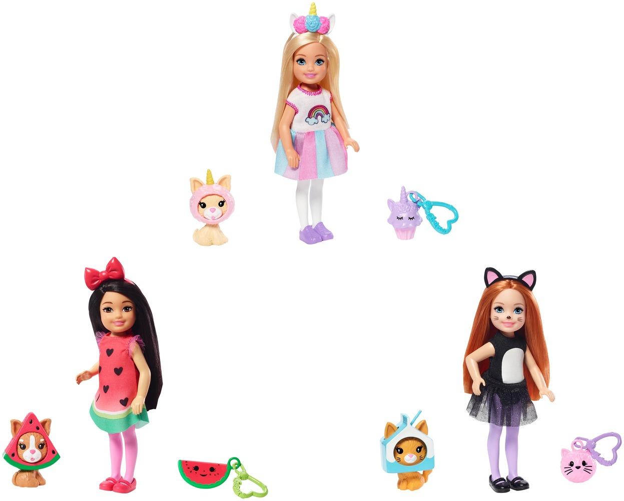 """Кукла Челси """"Сказочный наряд """" Barbie в асс."""
