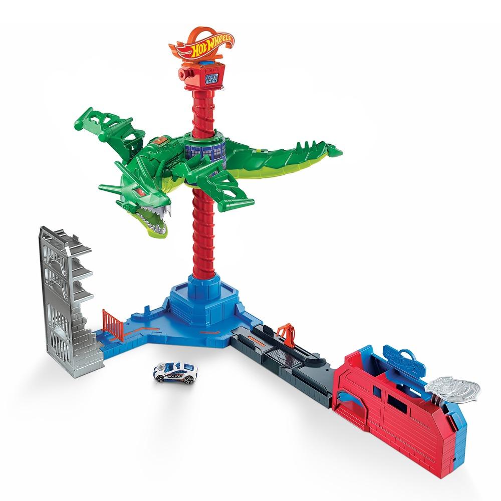 """Игровой набор """"Воздушная атака дракона"""" Hot Wheels"""