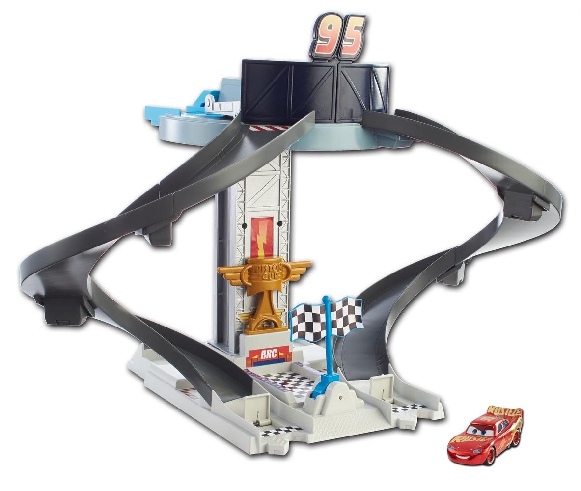 """Игровой набор """"Башня для гонок"""" из м/ф """"Тачки"""""""