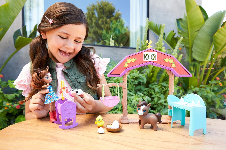 """Игровой набор """"Детский садик для зверушек"""" Enchantimals"""
