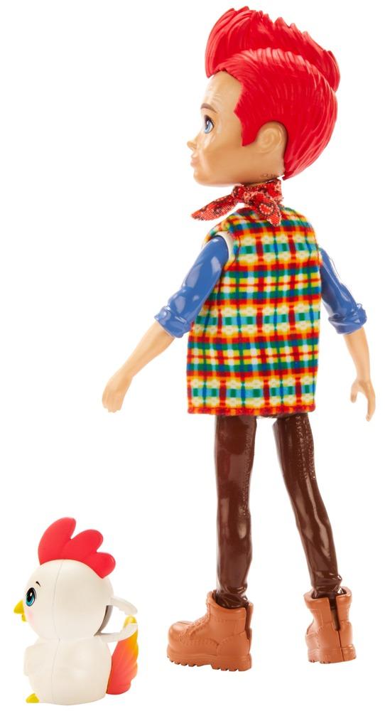 """Кукла Enchantimals """"Петушок Редвард"""""""