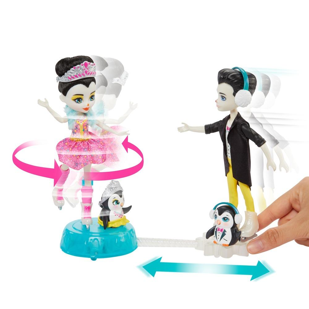 """Игровой набор """"Пингвины-фигуристы"""" Enchantimals"""