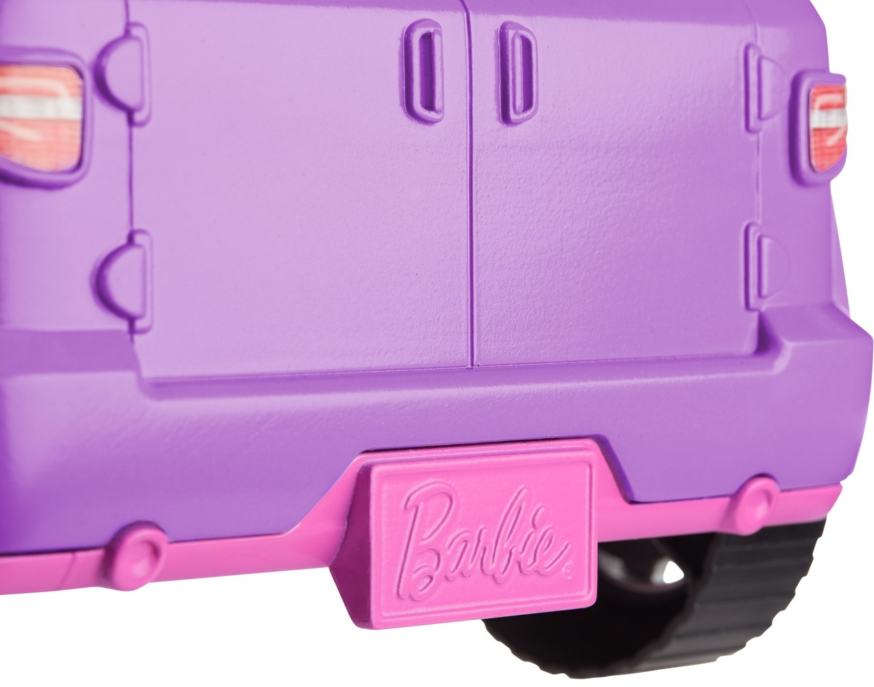 Джип Barbie