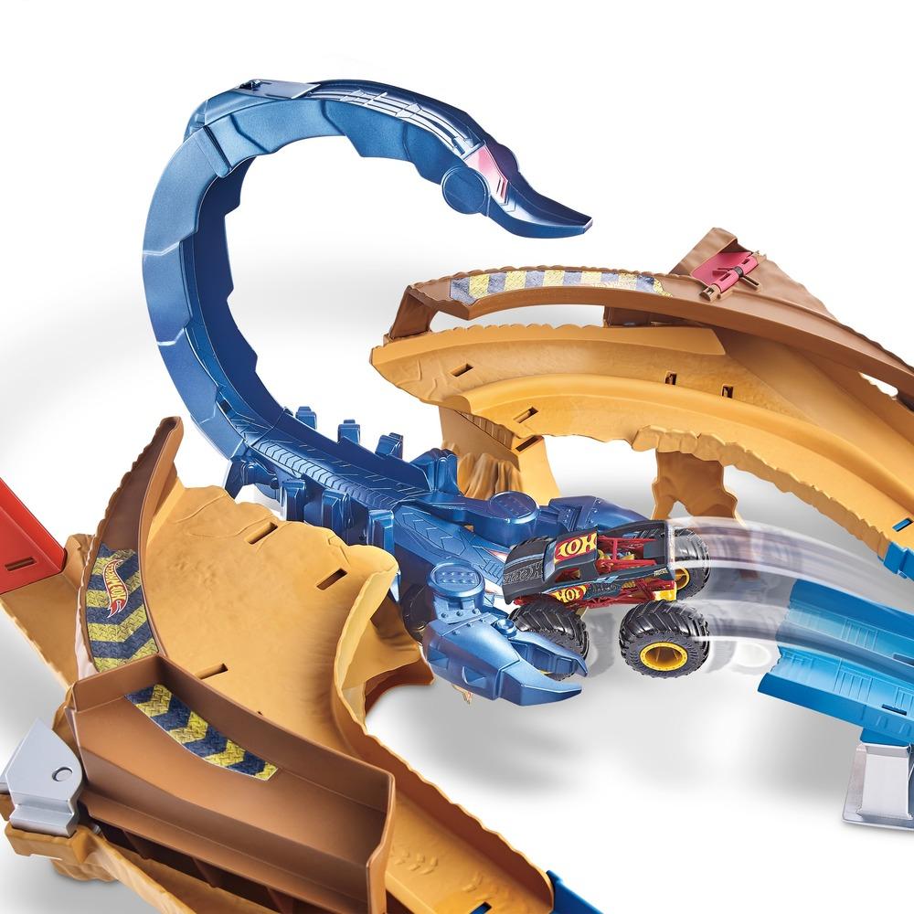 """Игровой набор """"Жало Скорпиона"""" серии """"Monster Trucks"""" Hot Wheels"""