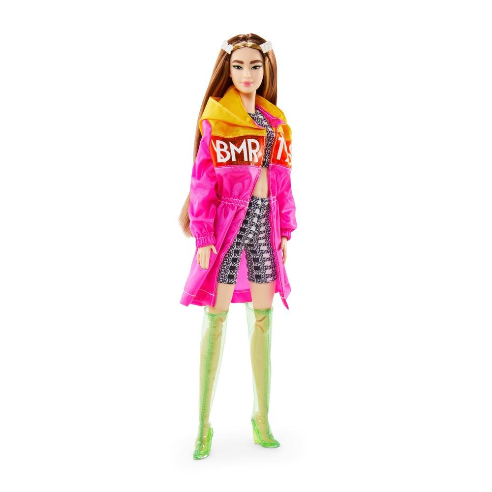 """Коллекционная кукла """"BMR 1959"""" в цветной ветровке Barbie"""
