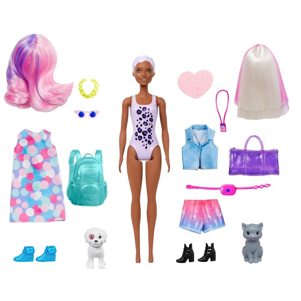 """Игровой набор """"Яркое превращение день/ночь"""" Barbie, в асс."""