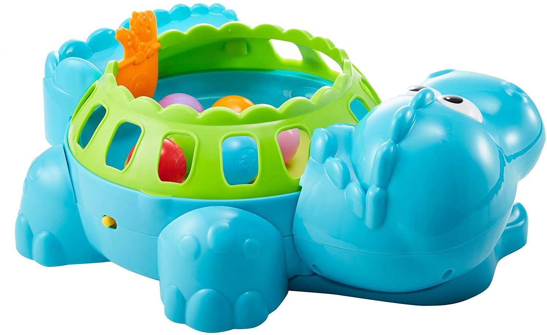 Музыкальная игрушка Fisher-Price Динозавр с веселыми шариками – подарок на 1 годик