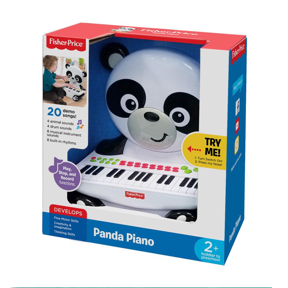 """Детское пианино Fisher-Price """"Музыкальная панда"""""""