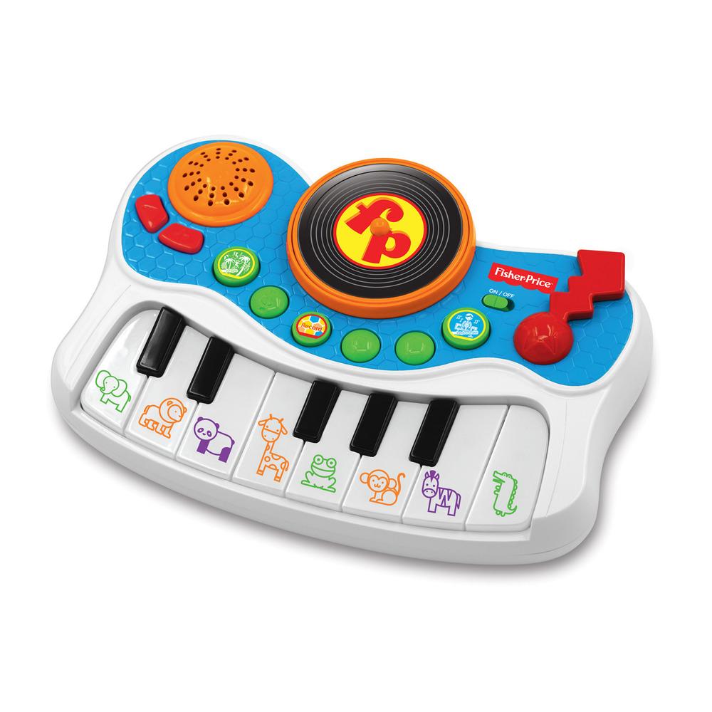 """Интерактивное пианино Fisher-Price """"Музыкальное детское студио"""""""
