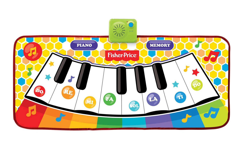 """Музыкальное пианино-коврик Fisher-Price """"Танцевальные мелодии"""""""