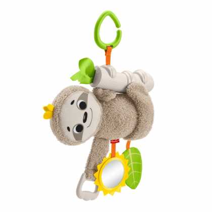"""Мягкая игрушка-подвеска """"Ленивец"""" Fisher-Price"""