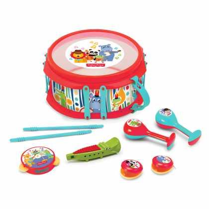 """Детский набор музыкальных инструментов Fisher-Price """"Тропический лес"""""""