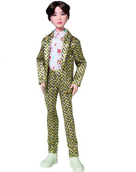 Кукла Шуга БТС BTS SUGA Idol Doll Mattel Сюга