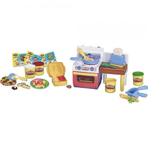 Набор пластилина Play-Doh Кухня Готовим еду Плей до Meal Makin Kitchen
