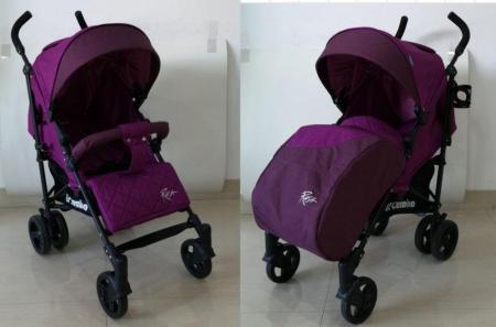 Детская прогулочная коляска El Camino Rush, ME 1013L Ultra Violet