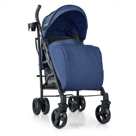 Прогулочная коляска-трость El Camino Breez ME 1029 Space Blue