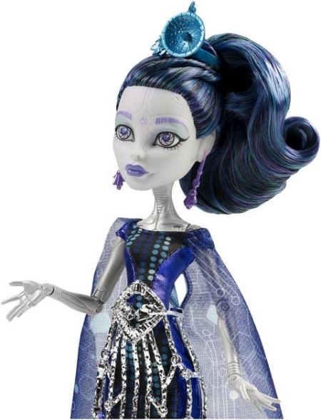 Кукла Монстер Хай Элль Иди - Monster High Elle Eedee