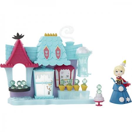 """Игровой НАБОР ХОЛОДНОЕ СЕРДЦЕ """"Эльза и лавка сладостей"""" Hasbro Elsa Disney Frozen"""