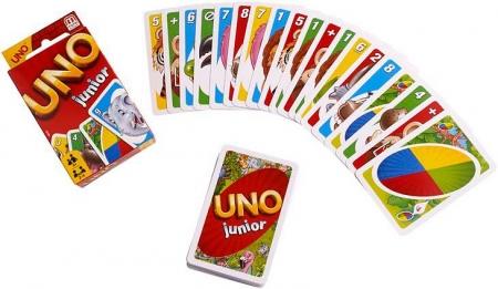 Игра UNO для самых маленьких