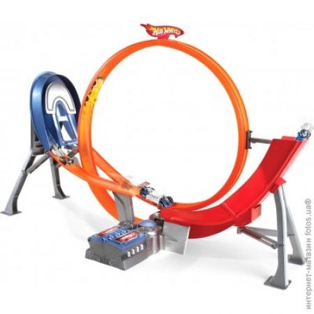 Хот Вилс трек Шальной форсаж Hot Wheels Super Loop Raceway