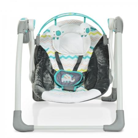 Детский укачивающий центр Mastela 6503, портативные напольные качели для мальчика