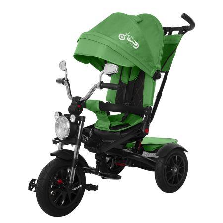 Велосипед триколісний TILLY TORNADO T-383 Зелений /1/