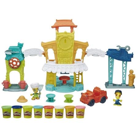 "Плей-До набор пластилина ""Город: главная улица"" Play-Doh"