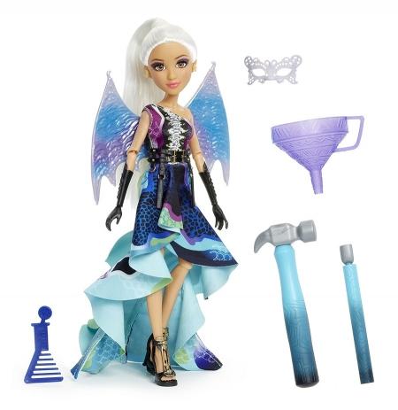 Кукла Камрин с экспериментом Лак для Ногтей  Project Mc2