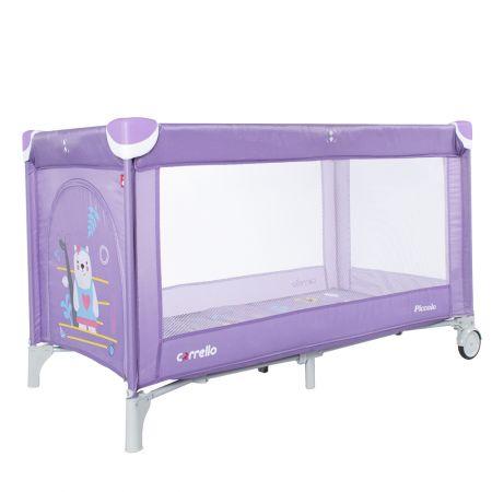 Манеж CARRELLO Piccolo CRL-9203/1 Orchid Purple /1/ MOQ
