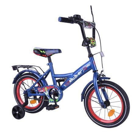 "Велосипед EXPLORER 14"" T-214112 blue_red /1/"