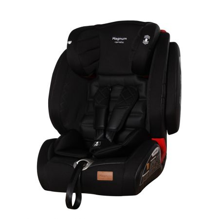 Автокрісло CARRELLO Magnum CRL-9802 Black Panther група 1/2/3 ISOFIX+SPS+TOP TETHER /2/