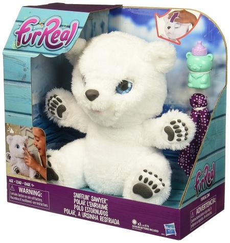 Игрушка Hasbro FurReal Friends Полярный Медвежонок