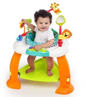 Детские прыгунки Африка Bright Starts Bounce Bounce Baby