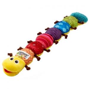 Развивающая музыкальная игрушка «Гусеничка» Lamaze