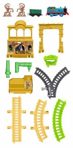 """Моторизованный игровой набор """"Дворец обезьян"""" """"Томас и друзья"""""""