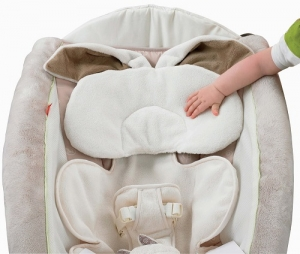 Колыбель для новорожденных Fisher-Price «Мой маленький зайчик» (Newborn Rock n' Play Sleeper, My Little Snugabunny)