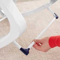 Детский шезлонг - детское кресло - качалка Fisher Price ФЕЙЕРВЕРК Фишер прайс ОРИГИНАЛ США