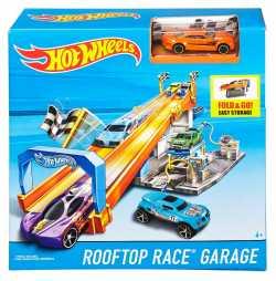 """Игровой набор """"Гараж на крыше"""" Hot Wheels"""