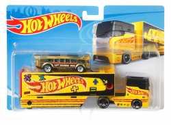 Машина дальнобойщика Hot Wheels (в асс.)