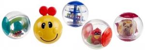 Сенсорные шарики Беби Энштейн Baby Einstein Roller Pillar Activity Balls