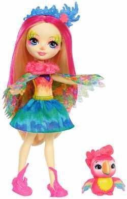 """Кукла Enchantimals """"Попугай Пикки"""""""