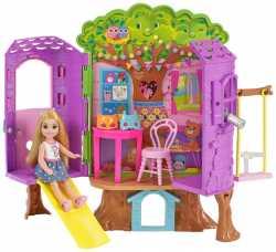 "Набор Barbie ""Домик на дереве Челси"""