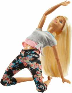 "Кукла Barbie ""Двигайся как я"" (обновл.), в асс.(4)"