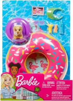 Набор мебели и аксессуаров для отдыха на природе Barbie (в асс.)