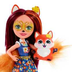 """Кукла Enchantimals """"Лисичка Фелисити"""" обновл."""